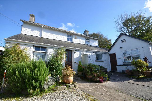 Thumbnail Detached house for sale in Burnthouse, St Gluvias, Penryn, Cornwall