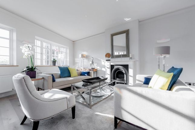 Thumbnail Flat to rent in Waterford Road, London