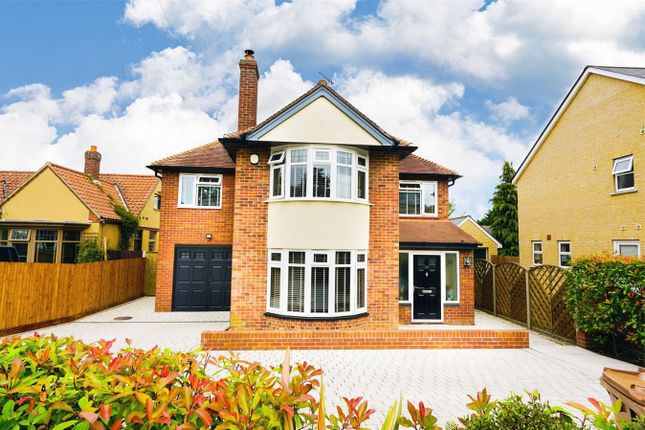 Thumbnail Detached house for sale in Bexwell Road, Downham Market