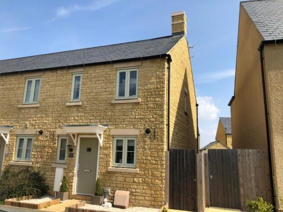 Thumbnail End terrace house for sale in Warwick Link, Moreton-In-Marsh