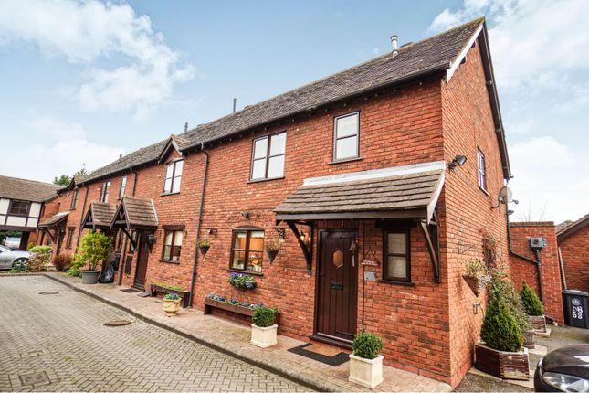 Thumbnail End terrace house for sale in Old Town Mews, Stratford-Upon-Avon