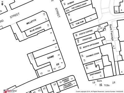 Thumbnail Retail premises to let in Gaolgate Street, Stafford, Staffordshire