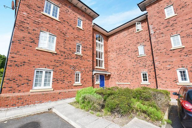Thumbnail Flat for sale in Fletcher Court, Radcliffe, Manchester