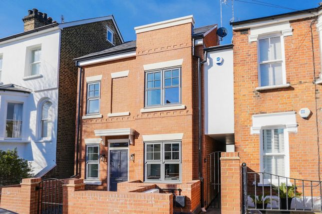 Thumbnail Detached house for sale in Evelyn Road, London