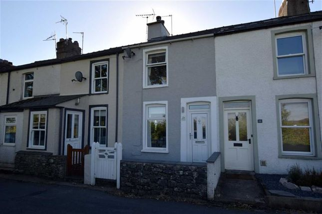 Thumbnail Terraced house for sale in Park Road, Ulverston, Cumbria