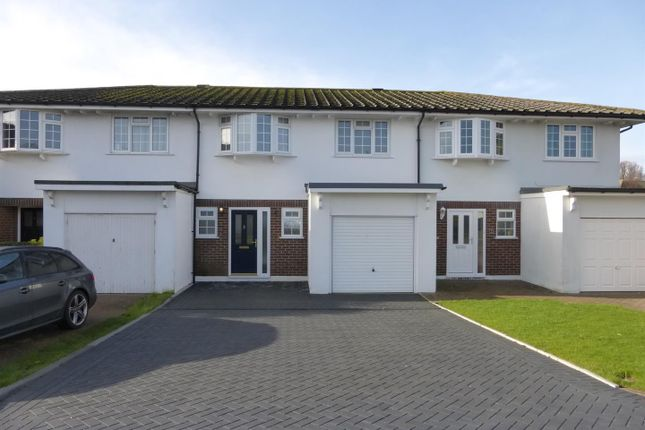Thumbnail Terraced house for sale in Pinewood Close, Seaford