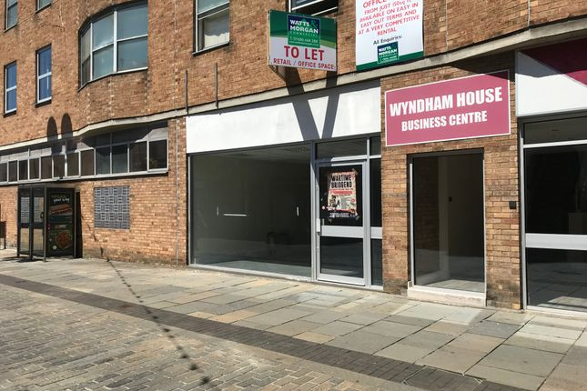 Thumbnail Retail premises to let in Lock-Up Retail/Business Premises, 1 Wyndham Street, Bridgend