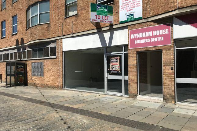 Thumbnail Retail premises to let in Lock-Up Retail/Business Premises, 1 Wyndham Street, Bridgend
