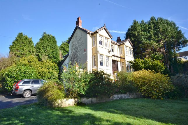 Thumbnail Detached house for sale in Springfield Road, Carmarthen
