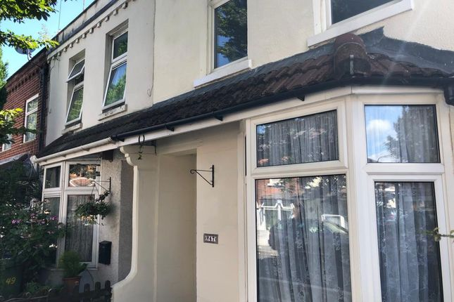 Thumbnail Shared accommodation to rent in Alfred Street, Southampton, Hampshire