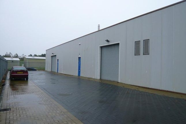 Thumbnail Warehouse to let in The Daks Building, Polbeth Industrial Estate, Polbeth, West Lothian