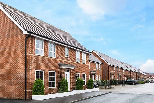 Thumbnail Terraced house to rent in Cardinal Place, Southampton