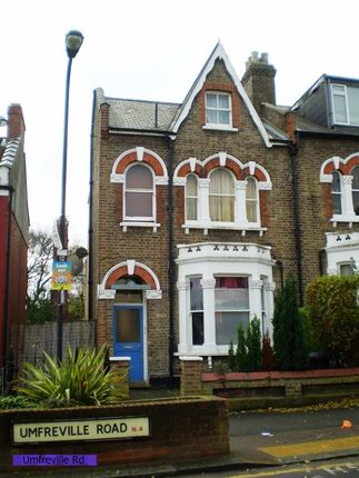 1 bed terraced house to rent in Umfreville Road, Finsbury Park