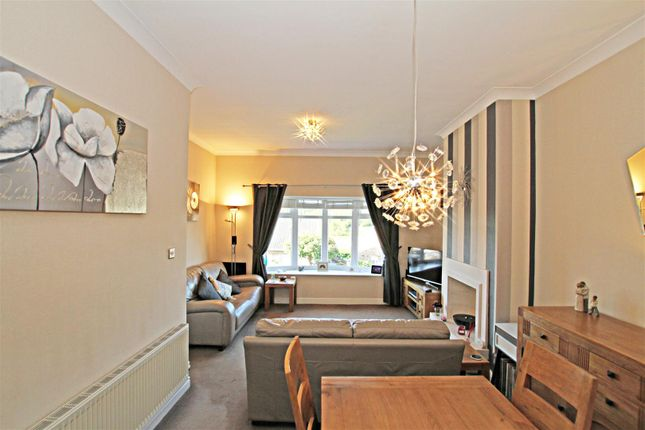 Thumbnail Semi-detached bungalow for sale in Grange View Crescent, Kimberworth, Rotherham