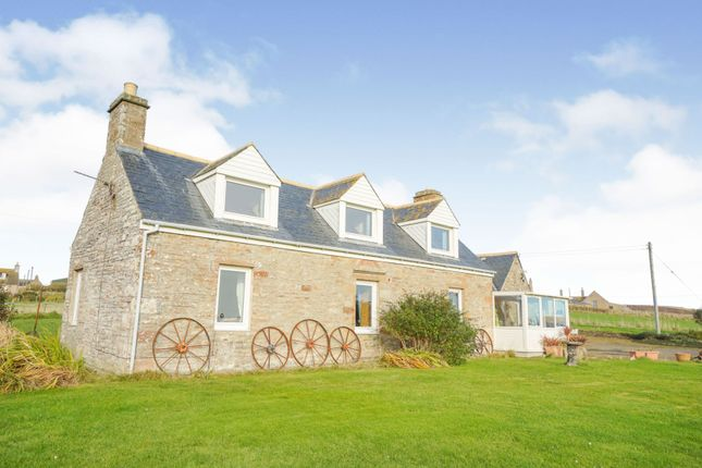 5 bed detached house for sale in Freswick, Wick KW1