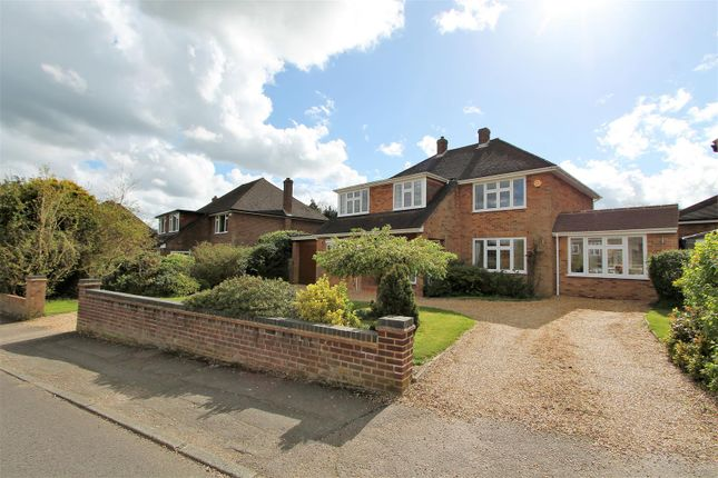Thumbnail Detached house for sale in St. Michaels Avenue, Leverstock Green, Hemel Hempstead