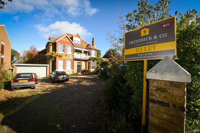 Studio to rent in Alpha Road, Birchington CT7