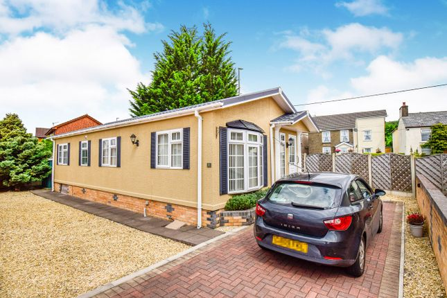 Thumbnail Bungalow for sale in Pandy Road, Bedwas, Caerphilly