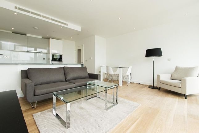 Thumbnail Flat to rent in Camley Street, London