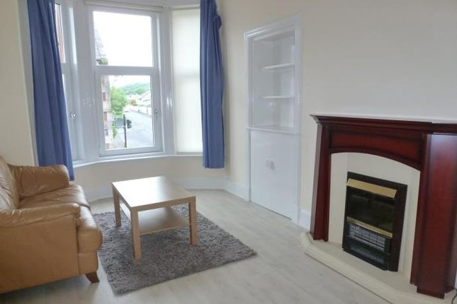 Thumbnail Flat to rent in Nelson Street, Largs, Ayrshire