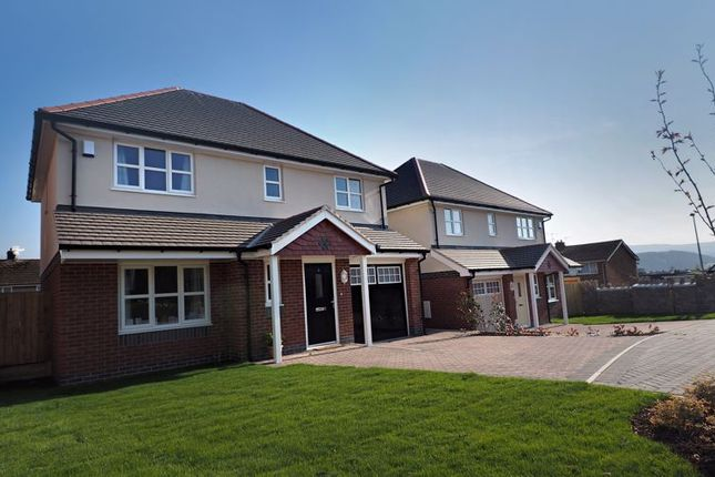 Thumbnail Detached house for sale in Pentywyn Heights, Deganwy, Conwy