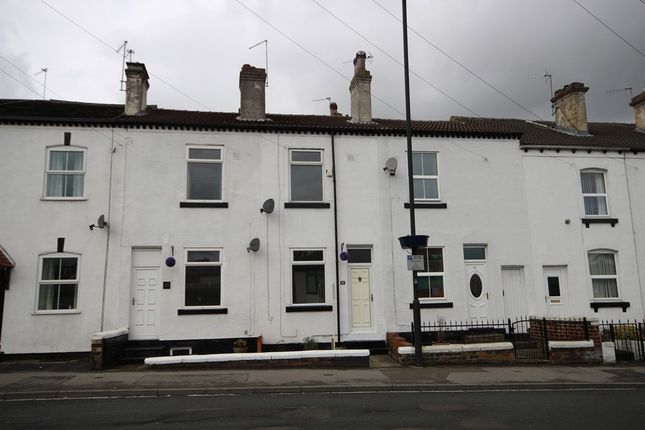 Thumbnail 2 bed terraced house to rent in Gillett Lane, Rothwell, Leeds