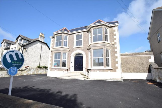Thumbnail Flat for sale in Mount Pleasant Road, Camborne, Cornwall