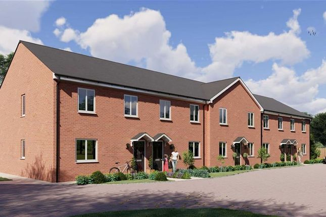 Thumbnail Mews house for sale in Silverdale Close, Coventry