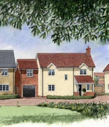 Thumbnail Detached house for sale in Radwinter Road, Saffron Walden, Essex