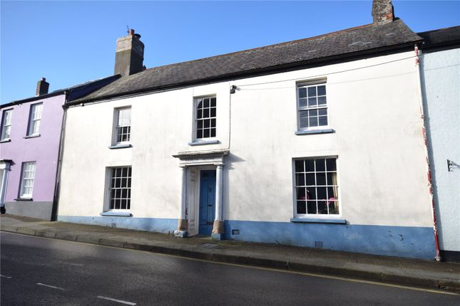 5 bed terraced house for sale in Castle Street, Torrington EX38