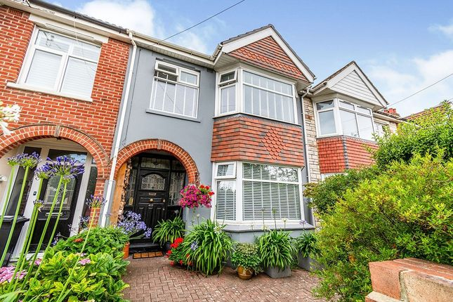 Thumbnail Terraced house for sale in Copnor Road, Portsmouth, Hampshire