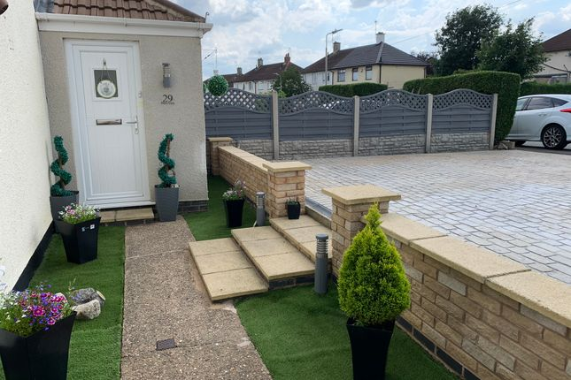Front Garden of Hattern Avenue, Leicester LE4