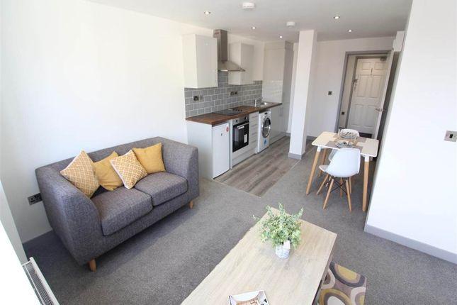 Thumbnail Flat to rent in Tivoli House, Paragon Street, Hull