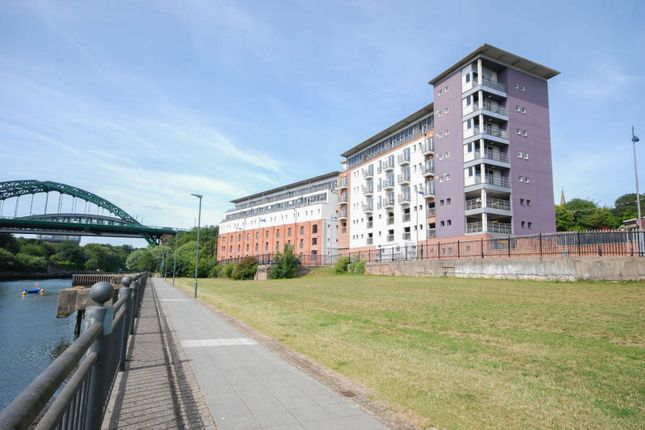 Thumbnail Flat for sale in Chandlers Road, Sunderland