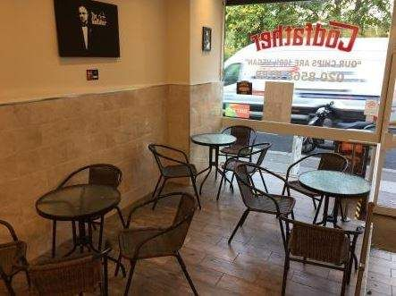 Thumbnail Restaurant/cafe for sale in London W5, UK