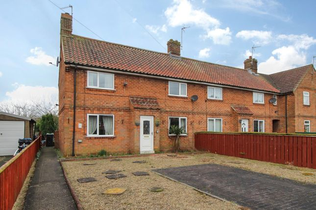 Thumbnail End terrace house for sale in Hambleton Place, Thirsk
