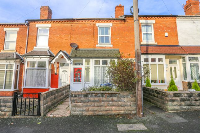 Thumbnail Terraced house for sale in Weston Road, Bearwood, West Midlands
