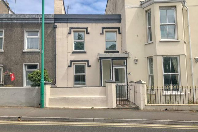 Thumbnail Terraced house to rent in 34 Bowring Road, Ramsey