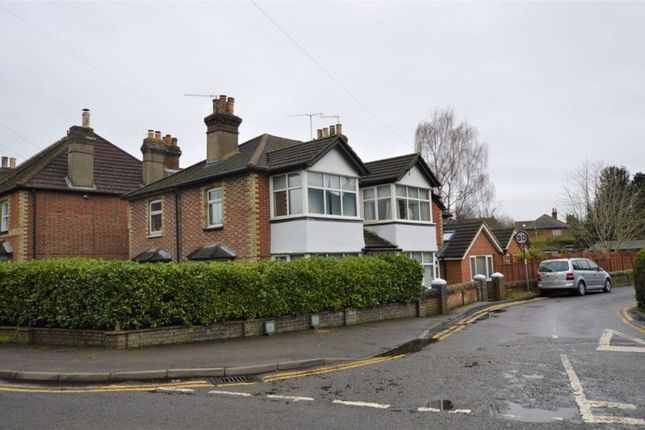 Thumbnail Semi-detached house for sale in Lower Manor Road, Milford, Godalming