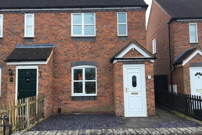 Thumbnail Property for sale in Great Western Drive, Horsehay, Telford