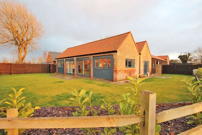 4 bed detached bungalow for sale in Manor Farm Barns, Wells Road, Healing DN41