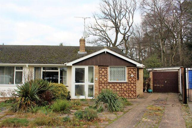 Thumbnail Bungalow for sale in Rowcroft Close, Ash Vale