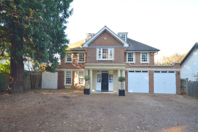 Thumbnail Detached house for sale in How Lane, Chipstead, Coulsdon