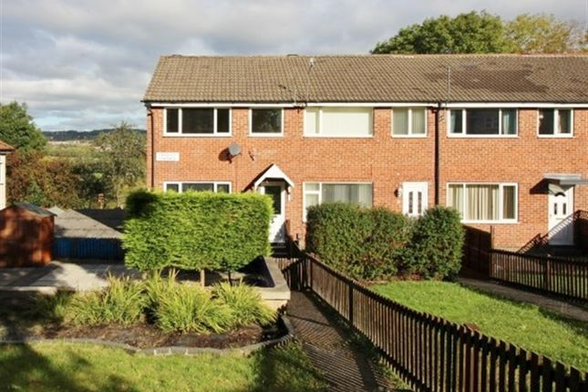 Thumbnail End terrace house for sale in Langley Terrace, Rodley, Leeds