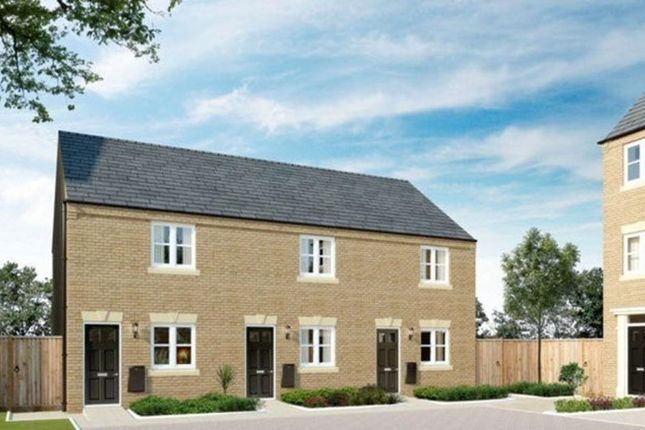 Thumbnail Mews house for sale in 'the Budworth' At The Forge, Brades Rise, Oldbury