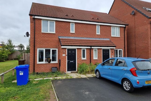 Thumbnail Property to rent in Upton Drive, Burton-On-Trent
