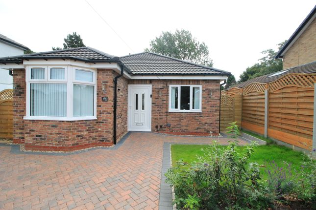 Thumbnail Bungalow for sale in Hawthorne Avenue, Willerby