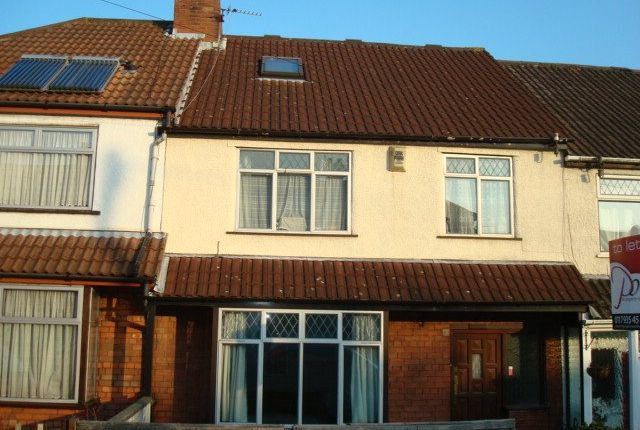 Terraced house in  Parkstone Avenue  Horfield  Bristol  Bristol