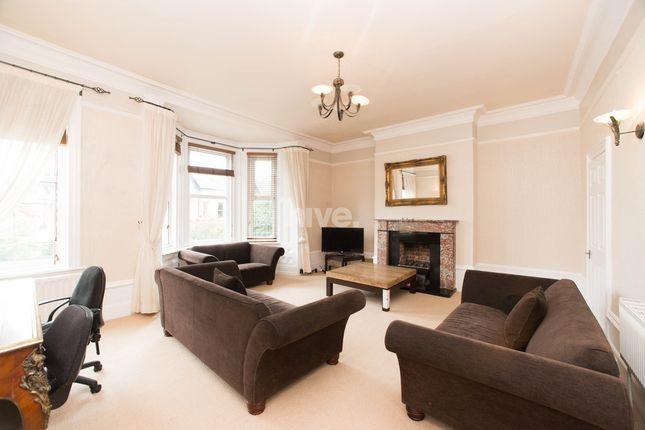 Thumbnail Flat to rent in Sanderson Road, Jesmond, Newcastle Upon Tyne