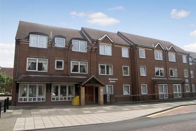 Flat for sale in Homeprior House, Front Street, Monkseaton, Tyne & Wear